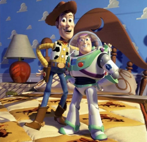 周末阅读 | 世界上第一部电脑动画电影《玩具总动员》