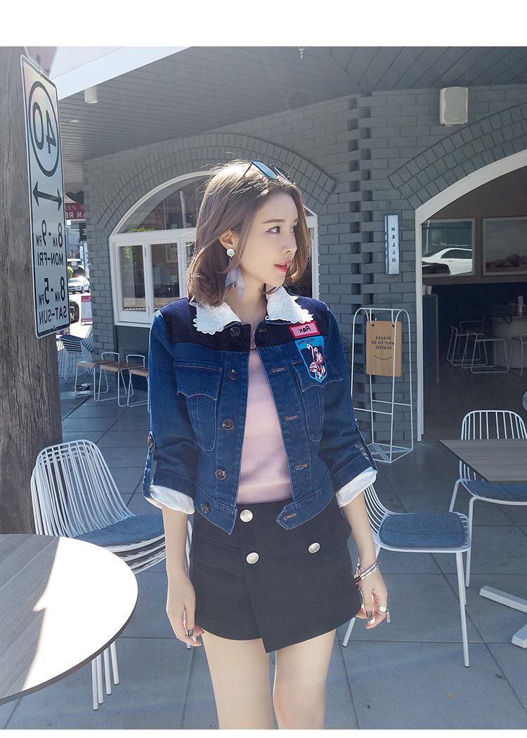摄影 国外街头的粉嫩迷你裙清纯少女 可爱倾心