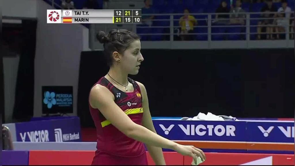 教练说,学羽毛球要多看女子单打视频,看完这几球,压力更大了!