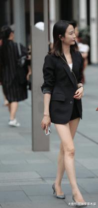 一套时尚职业装, 穿出御姐范儿