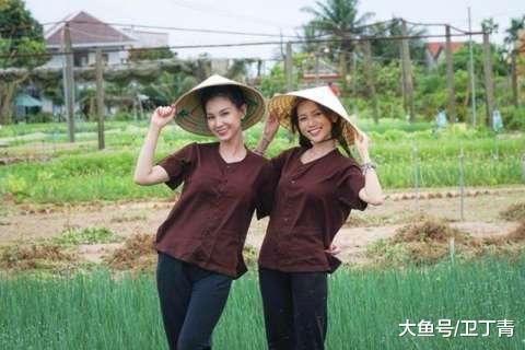越南姐妹走红, 称最大愿望是嫁给中国人!