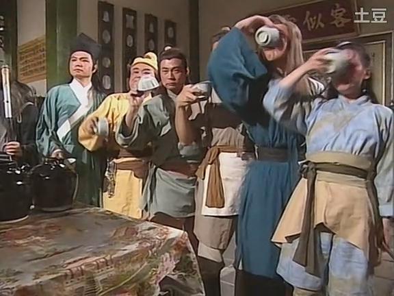 金庸笔下武功最强的十大组合, 江南七怪垫底