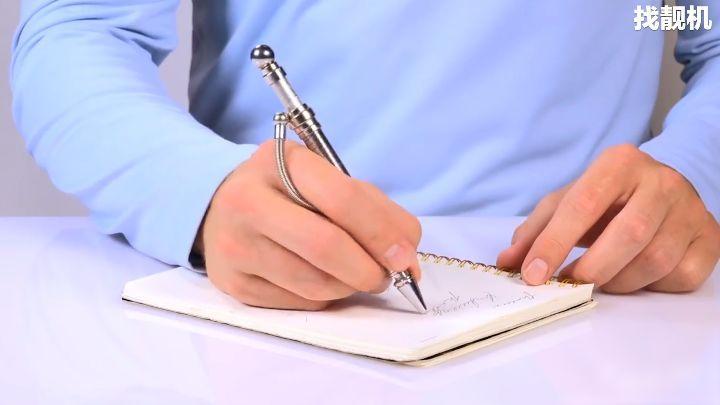 357次的世界转笔记录算什么,这支笔,让你转到手抽筋