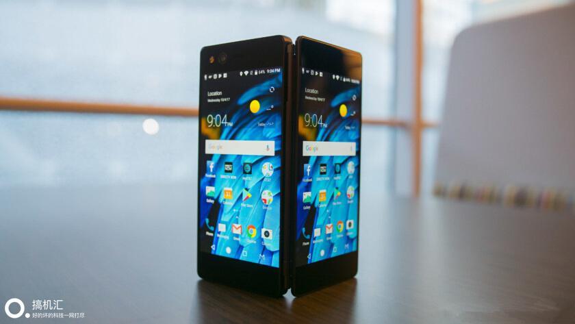 全球首款5G手机, 中兴造图片