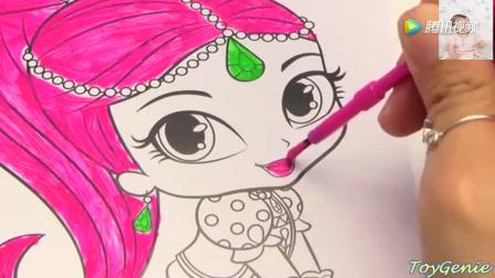 甜心格格奇趣蛋 小猪佩奇迪士尼公主惊喜蛋 26