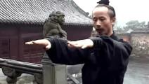 还有残影,中国武术真是博大精深啊