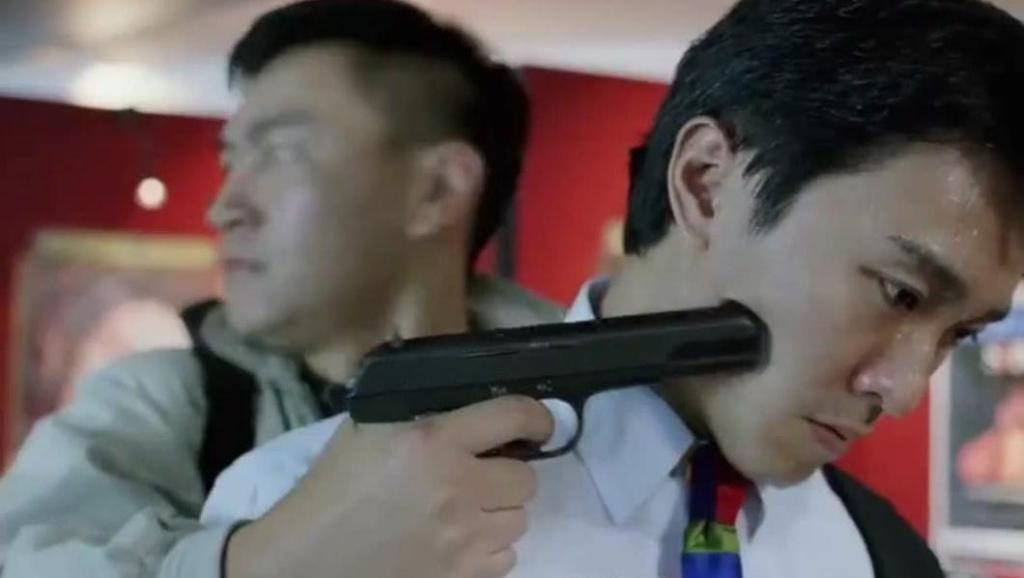 小李飞刀算什么,当看到周星驰的杀猪刀挥刀时
