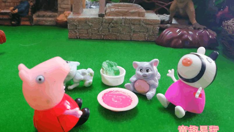 打开 打开 魔幻橡皮泥手工制作小猪佩奇 peppa pig 打开 小猪佩奇一