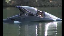 牛人自制海豚潜水艇,在水里比鱼还敏捷!