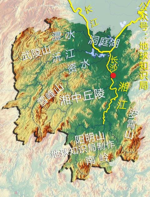 这座城市地形地势的特征与临近的江西南昌颇为相似,都是位于长江重要