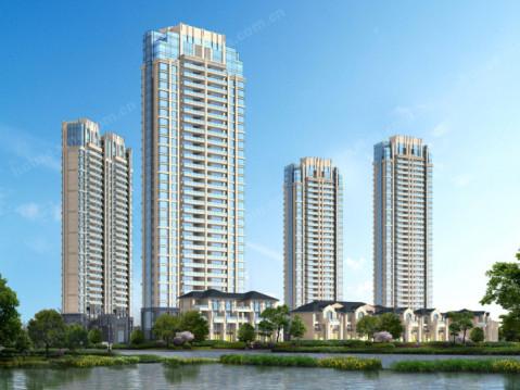 四居室(143~290㎡) 楼层平面图(待定) 金茂绿岛湖 待定 区域价格