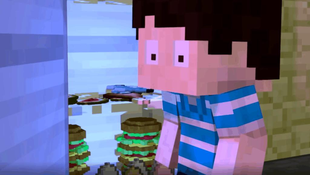 我的世界MC动画之厨房战争