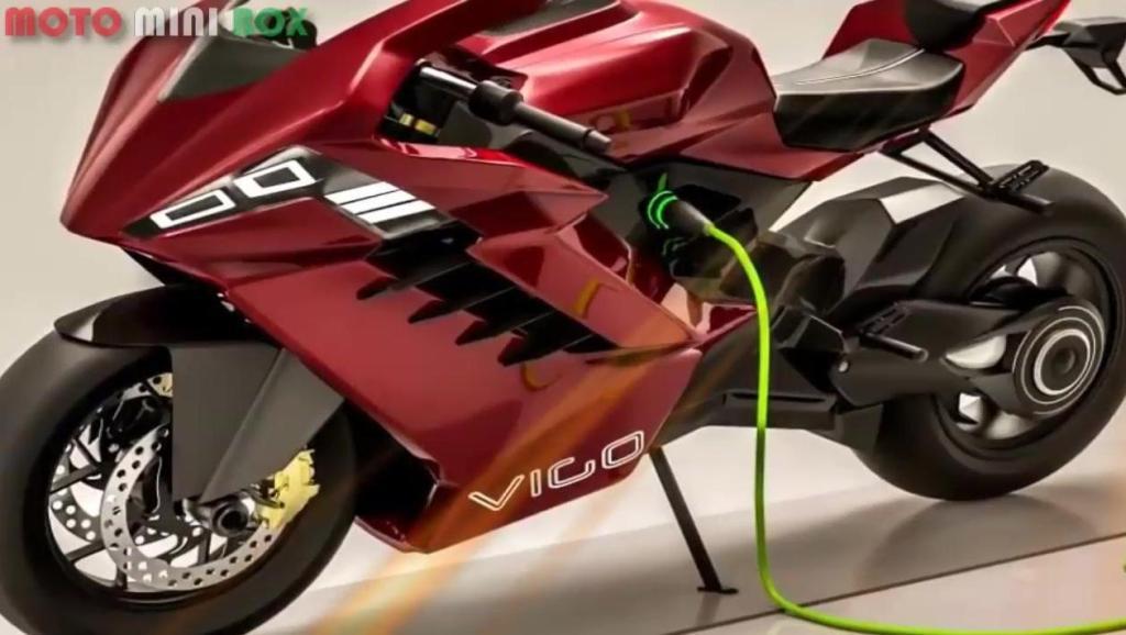 2018年的本田车展超级电动摩托车