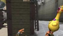穿越火线 最奇葩的近战武器 一般人用不到 尖叫鸡: 鸡界扛把子