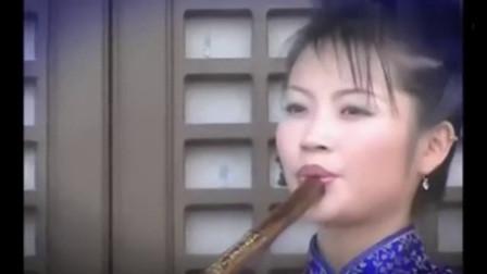 铁血丹心 洞箫 演奏 李贵中,配像表演 杨雯娟 flv