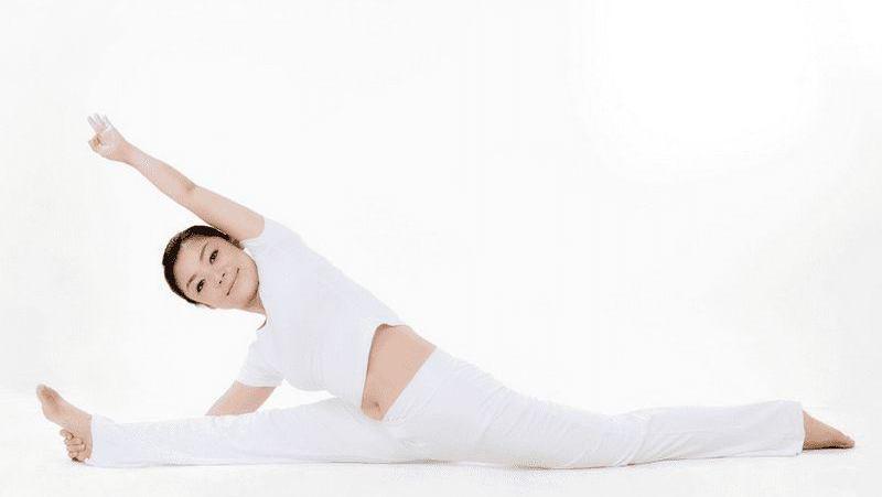 针对瑜伽脂肪v瑜伽腹部,5分钟有氧运动瘦身瘦腿操郑多本草瑜伽郑多燕羽悦燕舞打开第一大6图片
