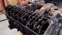 废弃发动机拆掉改装后,简直焕然一新!
