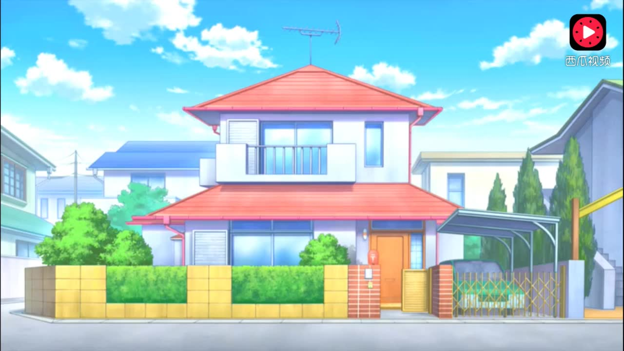 大雄的家和蜡笔小新的家一个小区的吧