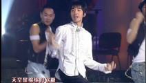 快男时光机: 俞灏明比赛现场翻唱蔡依林《Don't stop》动感十足