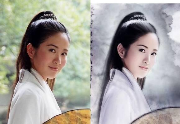叶璇在《天下第一》她外表坚强,然而情路坎坷.图片