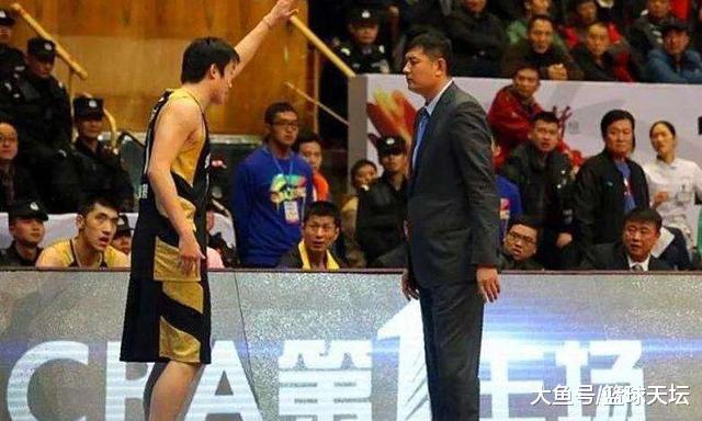 广东弃将已有加盟目标, 他有望联手国手跟名帅一起拯救球队(图3)