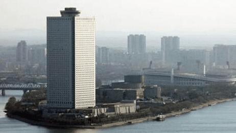 ——网友: 完全想不到的豪华! 朝鲜国内的顶级酒店是啥样的
