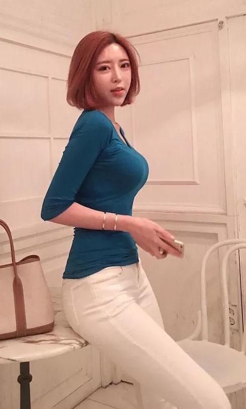 30岁喜欢运动的美女 身材好的如少女 6