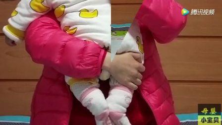 最近宝宝吃奶经常溢奶打嗝, 掌握这个技巧后, 宝妈再也不用担心了