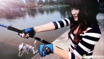 美女搏大鱼视频合集,钓鱼人都喜欢看!