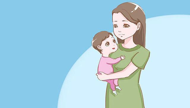 据说,这是一种最舒适的抱抱,再加上轻轻的摇晃,会让宝宝有一种回到
