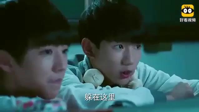 王源王俊凯易烊千玺,三只小可爱一起在干吗?