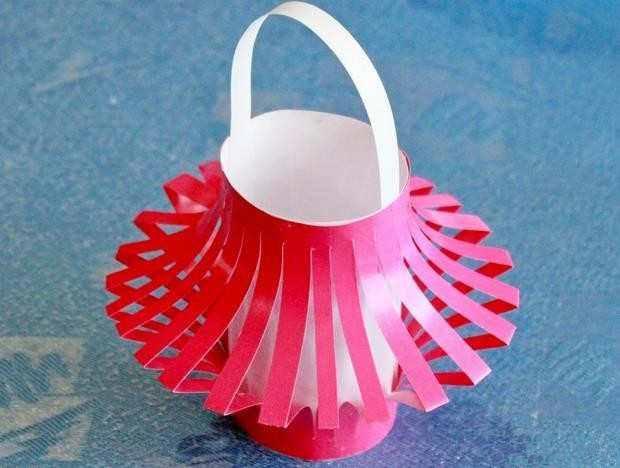 幼儿园中秋折纸灯笼点图片_幼儿园中秋折纸灯笼点图片下载