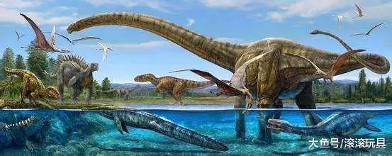 你们知不知道除了棘龙还有哪些积木中班呢?玩房子建教案肉食恐龙图片
