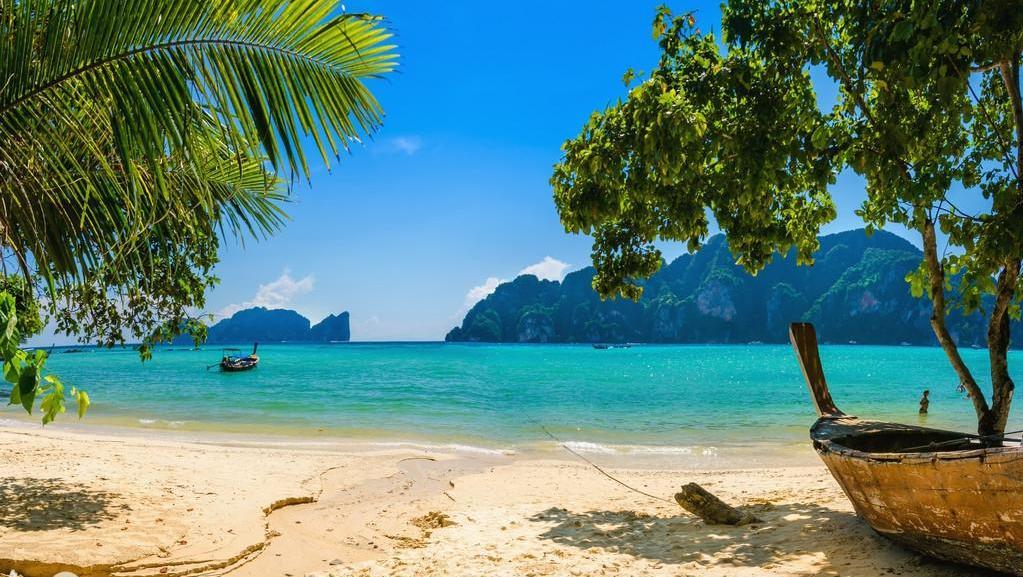 打开 打开 去泰国玩必去的普吉岛,阳光沙滩还有美女和美食各种好