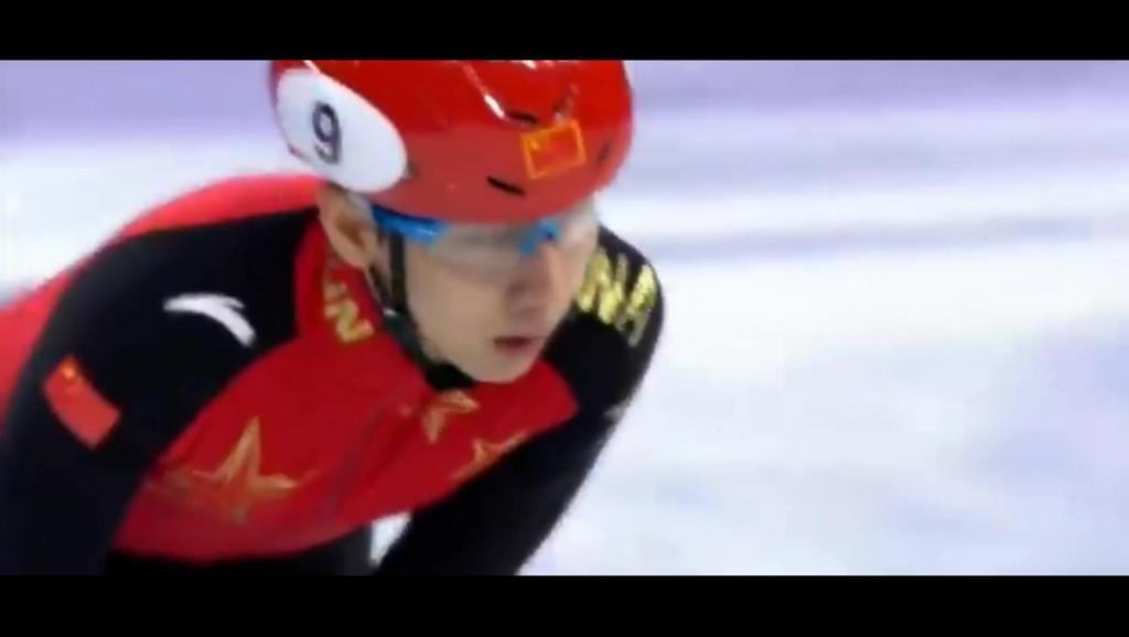 冬奥会中国选手又遭不公平对待,淘汰韩国选手,竟被裁判判出局!