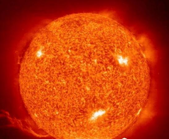 多少水能把太阳浇灭呢?答案意想不到