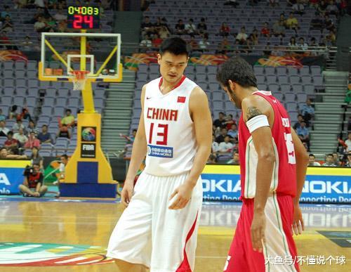 国际篮联: 亚洲第一中锋哈达迪可比肩姚明, 易建联: 先打赢我试试