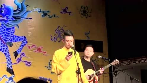 卢鑫玉浩专场唱周星驰的歌,只能祭出郭德纲高徒一决雌雄了!