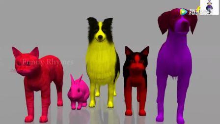 打开 打开 益智动画儿歌: 一起来和小动物们学习颜色儿歌吧 打开图片