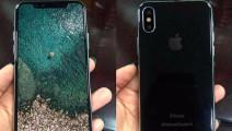 iphone 8 清晰真机谍照曝光