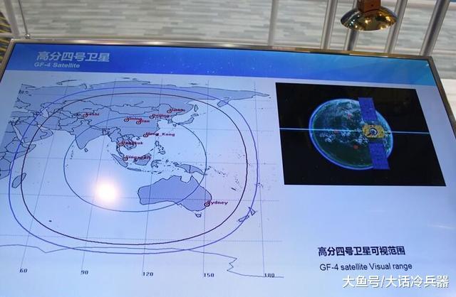 中国今天发射了什么让美国如此紧张