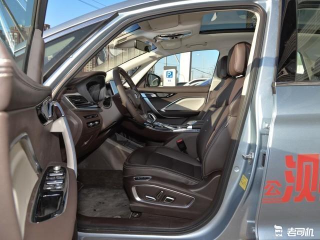 主销车型预售15-18万 吉利嘉际3月11号上市(图13)