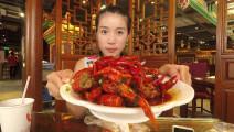 这种长得像麻辣小龙虾的美食,谢娜谢霆锋都喜欢,你吃过吗?