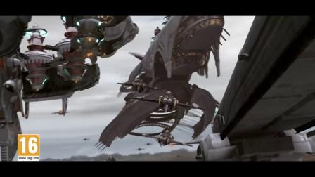 《最终幻想12: 黄道年代》Steam游戏演示动画