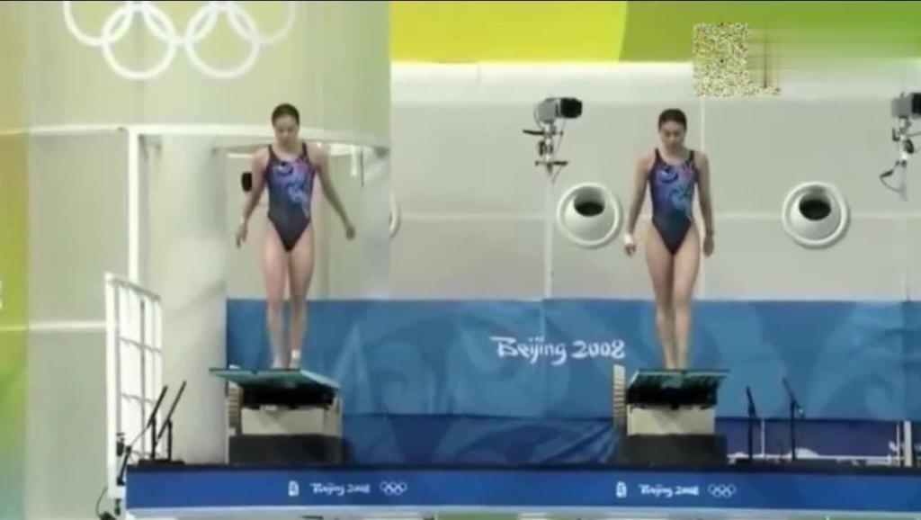 世界跳水女皇的那些经典跳水瞬间!裁判与观众都看的尖叫鼓掌!