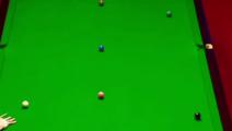 这些都是世锦赛上的神球!丁俊晖这杆最离谱,利用袋角走位?