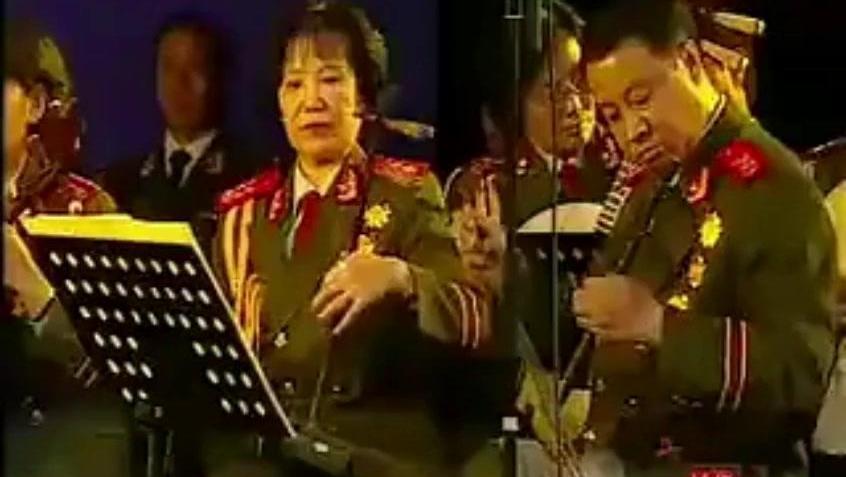 二胡独奏 《渴望》演奏:韩战
