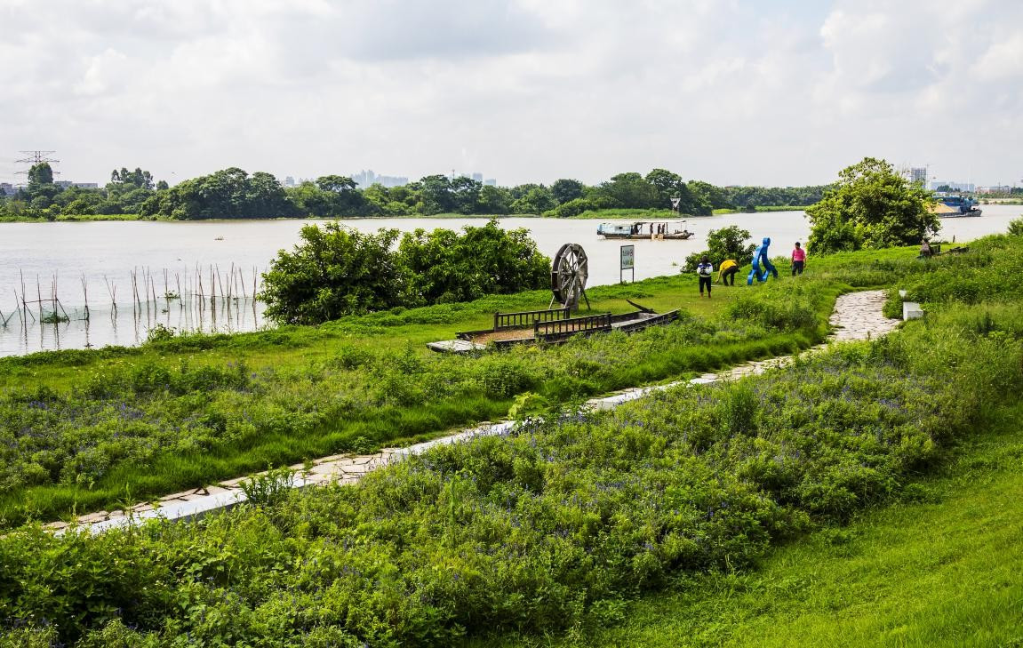 从2015年起,里水开始加快推进贤鲁岛生态旅游度假区的建设,着力将贤鲁