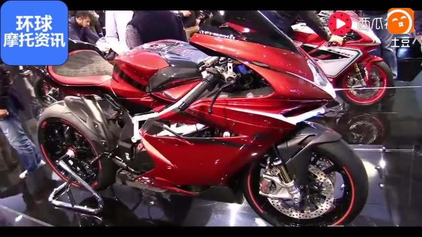 奥古斯塔里最强悍马力, 没有之一, 市售仿赛摩托车