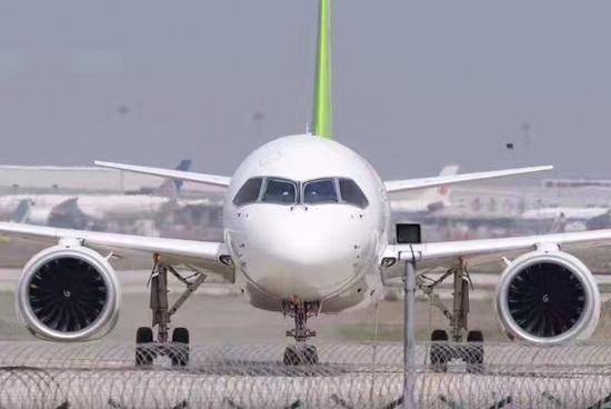 """国产大飞机起飞让""""8亿件衬衫换一架飞机""""成历史"""